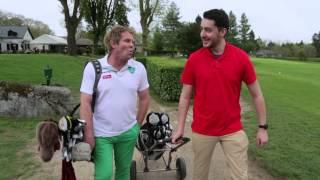 Vis ma passion du golf avec Simon Mannix
