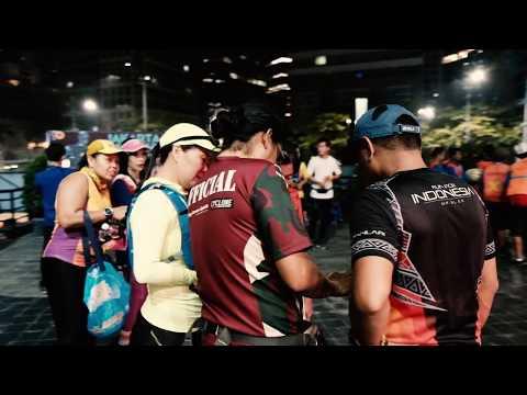 Jakarta Midnight Marathon 2017