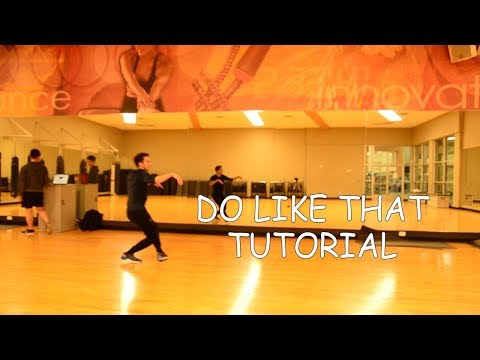 Do Like That Tutorial | R3d One Choreography