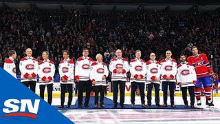 Montreal_Canadiens_Honour_Past_Captains_Of_The_Franchise