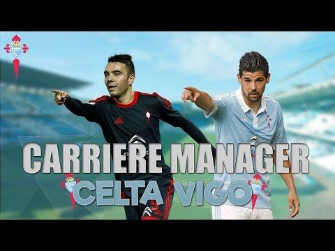 CARRIERE MANAGER FIFA 16 // CELTA VIGO // EPISODE 1 - PRÉSENTATION DE LA CARRIERE !!