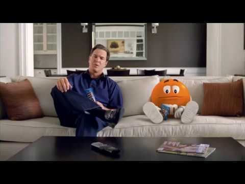 Pretzel M&M's - You Are What You Eat (2010, USA)