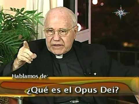 ¿Qué es el Opus Dei?