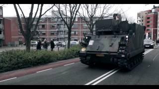 Bevrijdingsdag 5 mei  2015 de Parade Katwijk aan zee