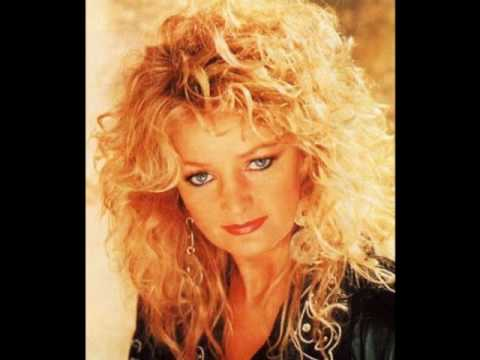 BONNIE TYLER --- NO WAY TO TREAT A LADY