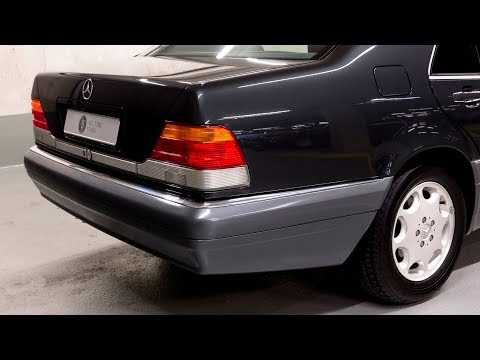 1994 Mercedes-Benz S 320 W140 The Most S-class