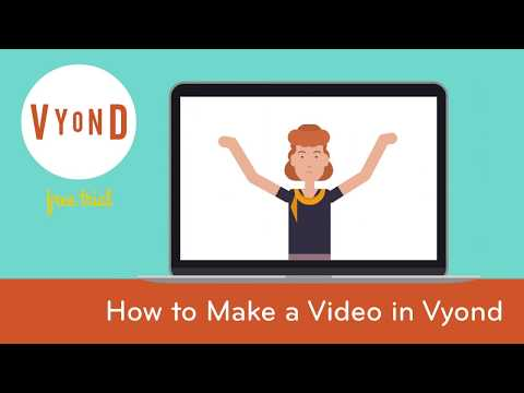 Video - How To Make a Video In Vyond - Vyond Studio Tour