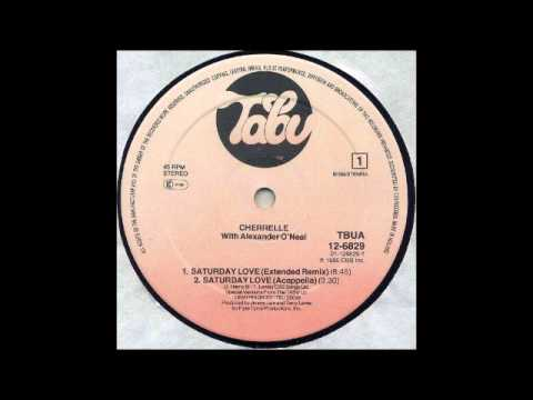 CHERELLE with ALEXANDER O'NEAL - Saturday Love (Extended Remix) [HQ]