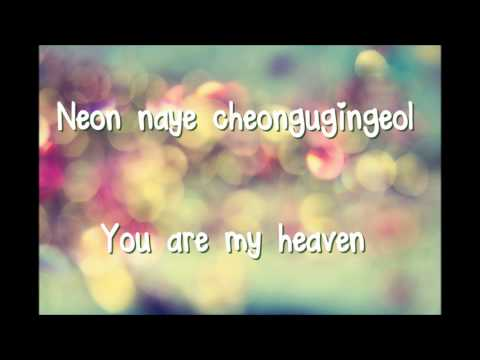 Ailee - Heaven [Lyrics + Eng Sub]