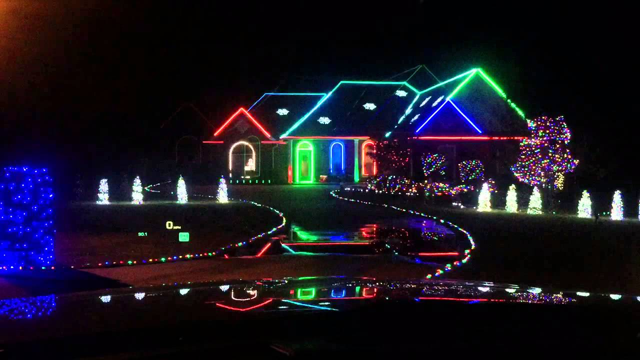 dancing christmas lights 12 days of christmas straight no chaser christmas in africa toto - Chaser Christmas Lights