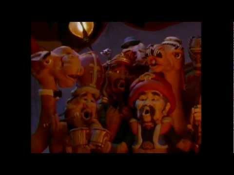 Christmas Claymation - We Three Kings