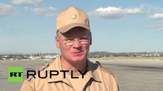 Syria: Intell. shows Russian strikes have put militants on the defensive - MoD