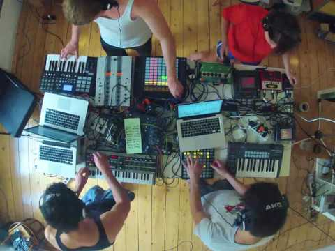 ELEPHANTS ON TAPE // Live Electro Set // no. 1