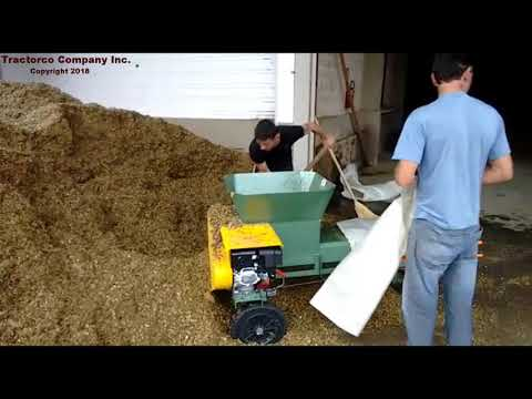 TRACTORCO - SILAGE BAGGING MACHINE