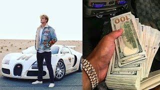 5 Cose Assurde Comprate da Logan Paul coi soldi di Youtube