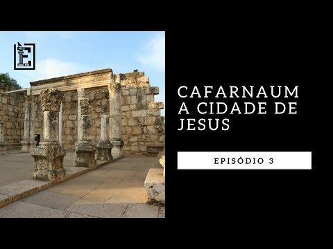 CAFARNAUM: A CIDADE DE JESUS - Rodrigo Silva