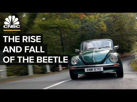 Why Did Volkswagen Kill The Beetle?