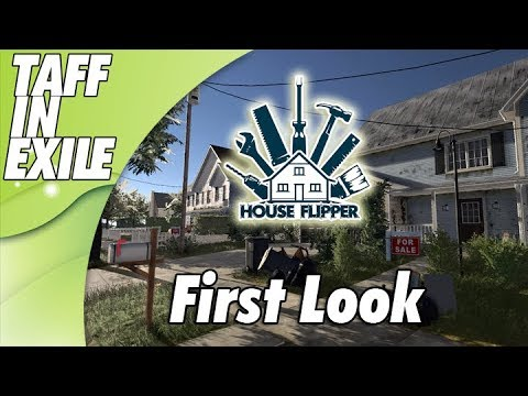 House Flipper   Learning the ropes   First Look