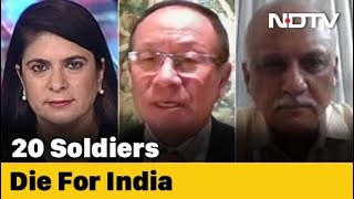 Left, Right & Centre | 20 Soldiers Die For Country, What Will India's Response Be?