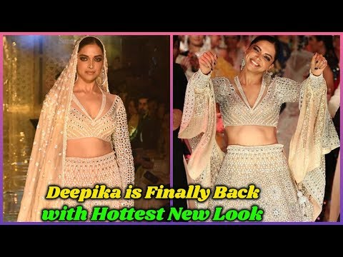 Deepika Padukone is Finally Back with Her New Look Mp3