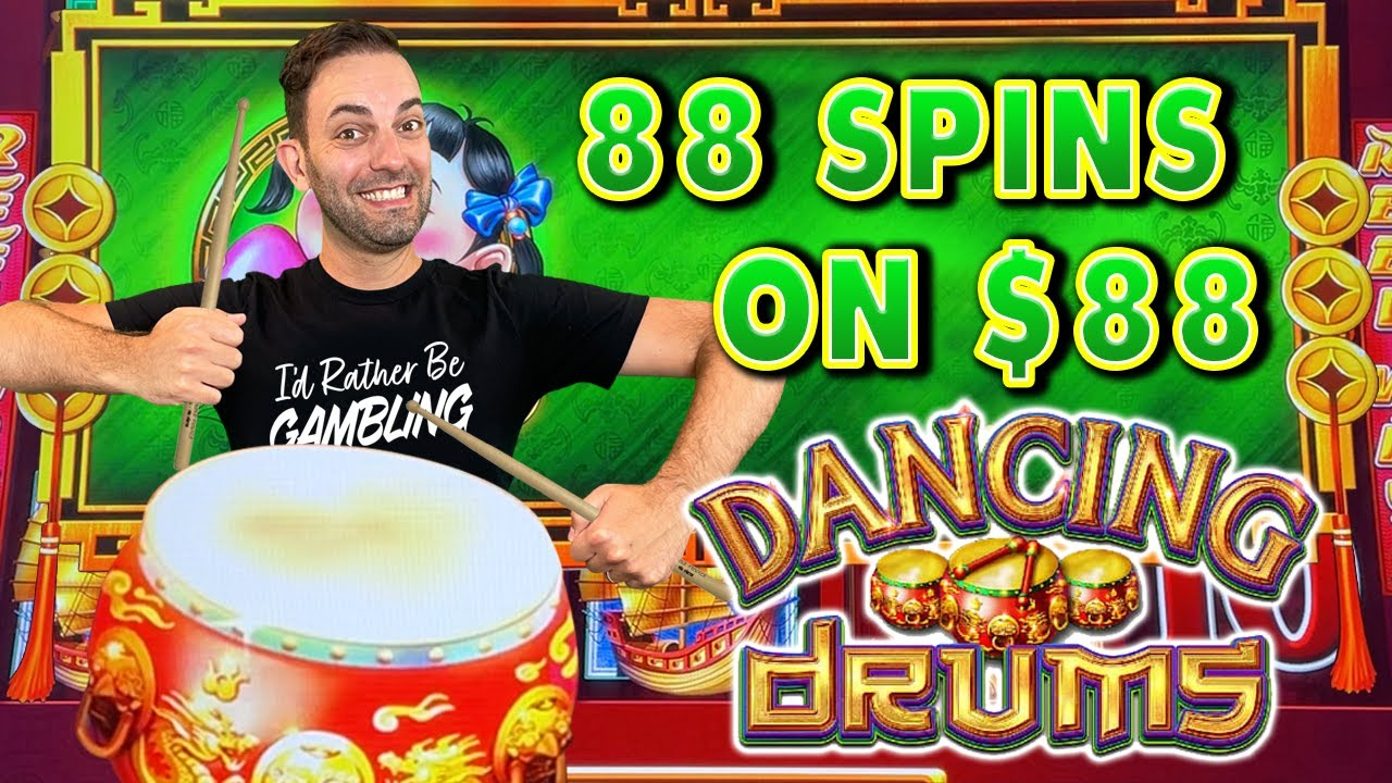 💰176 Spins at $88/SPIN - High Limit at its Best! 💰