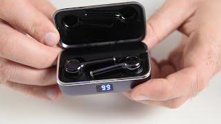 Bluetooth наушники HIPER TWS Bora (как Айрподс только по честной цене) / Арстайл /