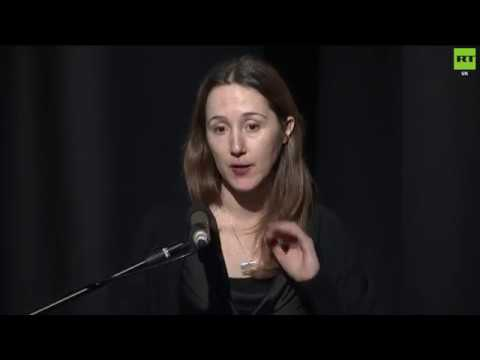 Eva Bartlett speaks on North Korea & Syria (FULL)