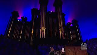 My Shepherd Will Supply My Need (Organ Solo) - Mormon Tabernacle Choir