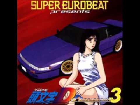 Initial D 4th Stage OST