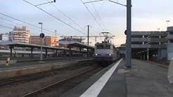 BB 9322 'EV'  et derniers TER pour Bordeaux - HD
