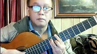 Hai Mùa Noel (Đài Phương Trang)(BOLERO) - Guitar Cover by Hoàng Bảo Tuấn