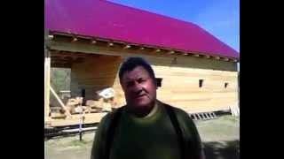 Дом из бруса в тульской области  - Брусстрой - brus-stroj.ru(, 2015-05-20T07:57:22.000Z)