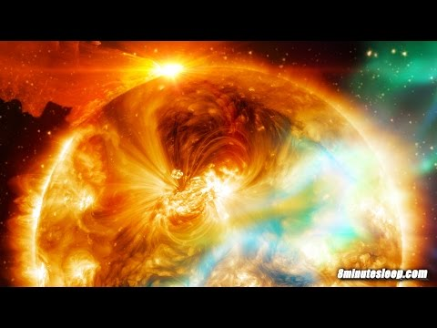 SOLAR SYMPHONY | Powerful White Noise For Creativity, Studying, Concentration & Focus