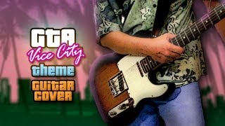 Vice City Theme (Guitar Cover)