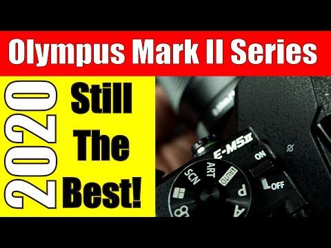 Still the Best! Olympus OM-D E-M1, E-M5, E-M10 Mark II Series