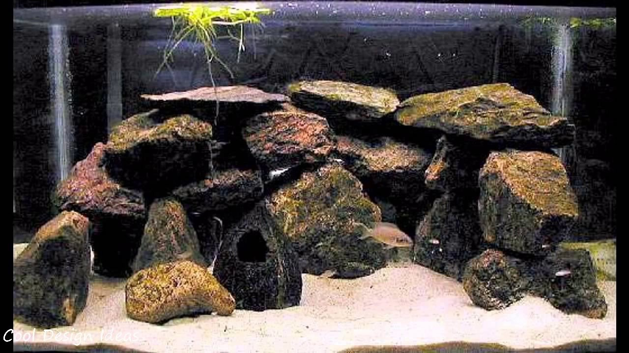 Cool DIY Aquarium Decor Ideas - YouTube