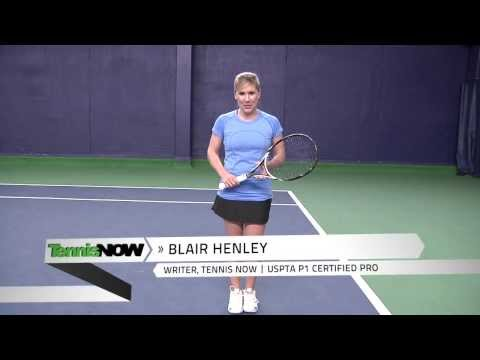 Thumbnail: How to Hit a Slice | Free Tennis Instruction