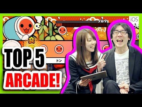 Top Free Arcade Games In Japan