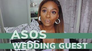 ASOS WEDDING GUEST LOOK