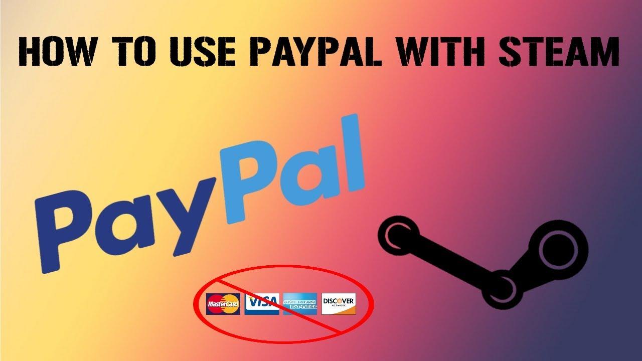 Paypal Steam