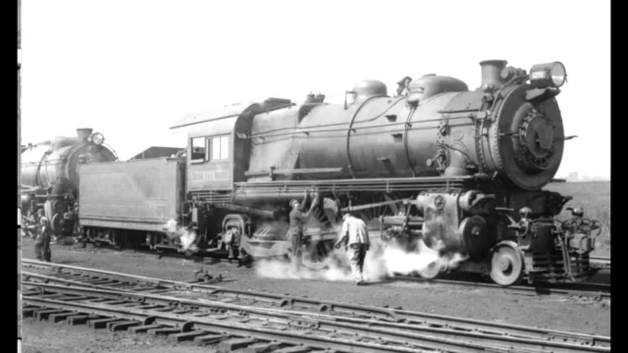 Prr Steam Audio Recording E6s 460 Quot The Lindbergh Engine