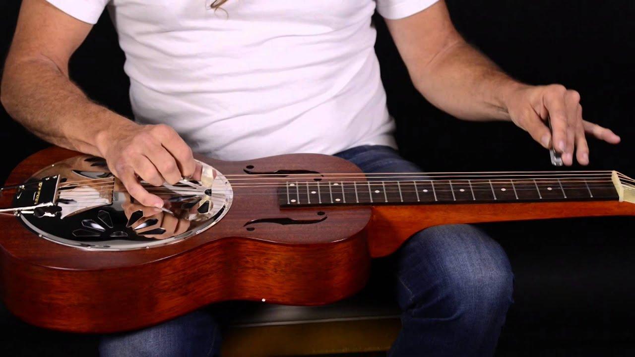 gretsch 9210 boxcar squareneck resonator guitar elderly instruments youtube. Black Bedroom Furniture Sets. Home Design Ideas