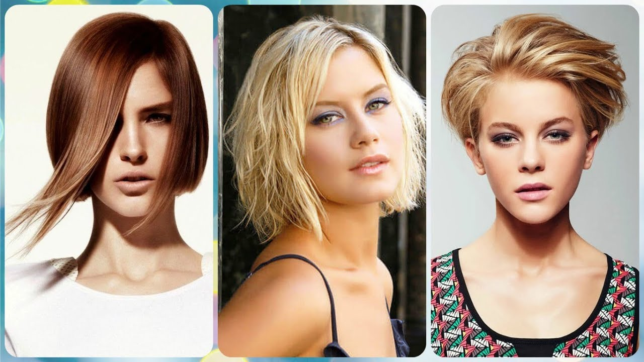 Die Modische 20 Ideen Zu Frisuren Bob 2019 Youtube
