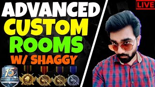 ADVANCED CUSTOM ROOMS | UC GIVEAWAY EVERY MATCH | PUBG MOBILE LIVE | PAYTM GPAY ALERT ON SCREEN