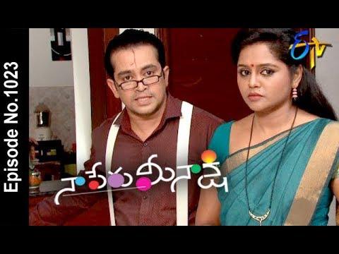 Naa Peru Meenakshi | 2nd May 2018 | Full Episode No 1023 | ETV Telugu