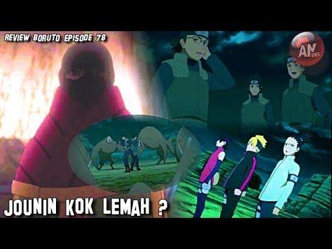 Mengapa Jounin Konoha Jadi Lemah | Munculnya LORD KU | Review Boruto Episode 78