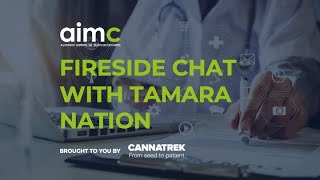 AIMC Jul 8 - Fireside Chat with Tamara Nation