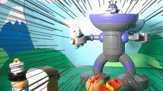 アンパンマンVSダダンダン&バイキンマン!ピンチからはじまる たたかい!あんあにおも)°〇°(アンパンマン アニメおもちゃチャンネル TToy kids おかあさんといっしょ に見てね thumbnail