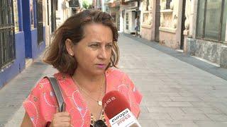 """Vecina de Badajoz: """"Olía mucho a quemado"""""""