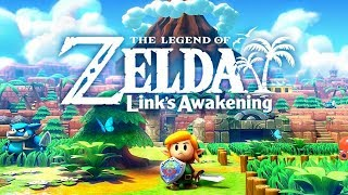 The Legend Of Zelda: Link's Awakening | En Español | Capítulo 1